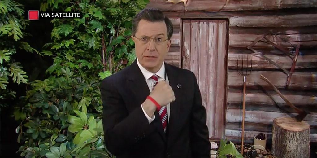 Stephen Colbert, Bill O'Reilly, Alter Ego