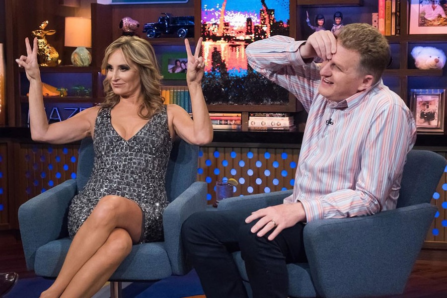 Sonja Morgan, Watch What Happens Live