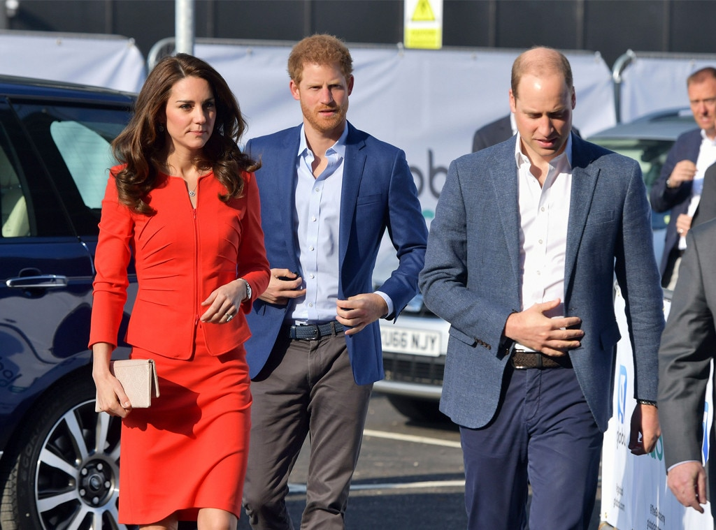 Prince William, Kate Duchess of Cambridge, Kate Middleton, Prince Harry