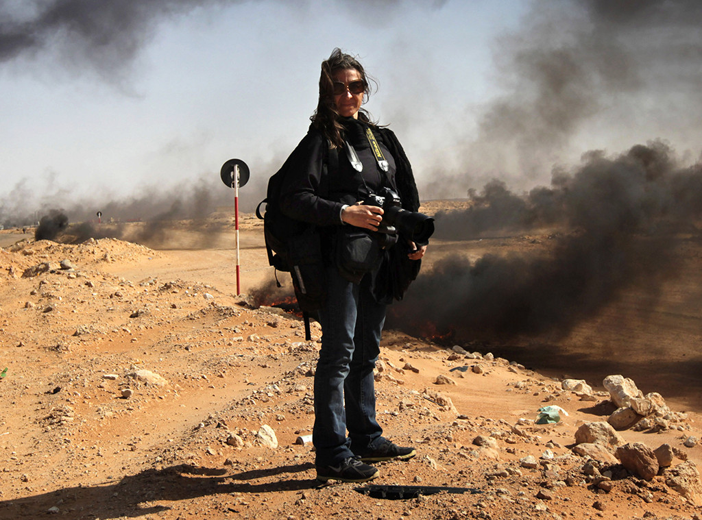 Lynsey Addario, War Photographer