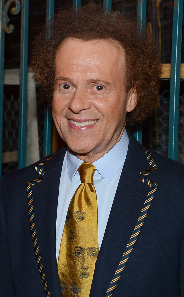 Richard Simmons, 4/13