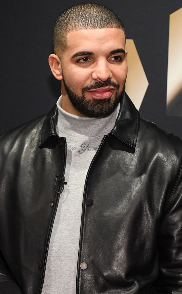Drake, Turtleneck