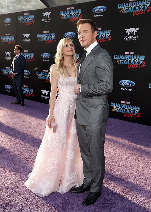 Chris Pratt and Anna Faris Announce That They Are ''Legally Separating'' After 8 Years of Marriage