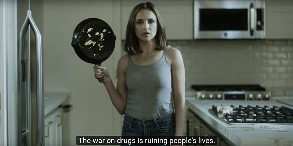 Rachael Leigh Cook, Drugs PSA