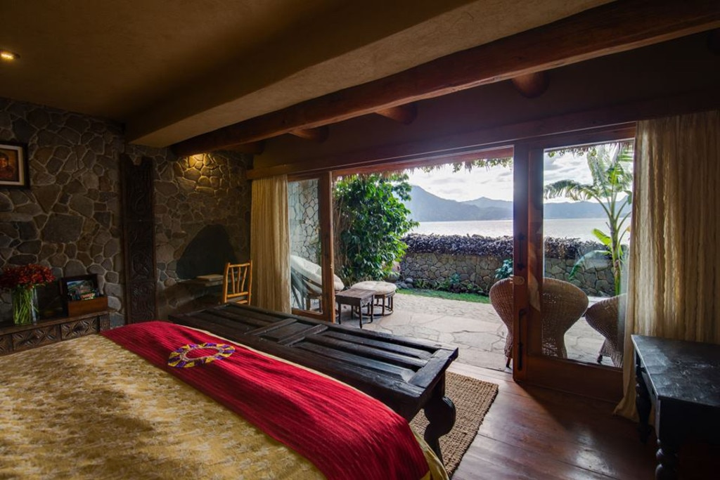 Eco-Chic Resorts, Laguna Lodge, Guatemala