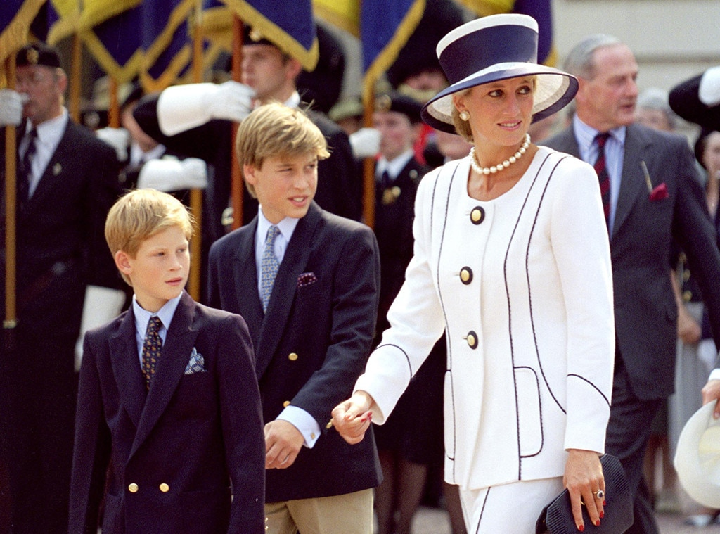 The life and death of princes diana