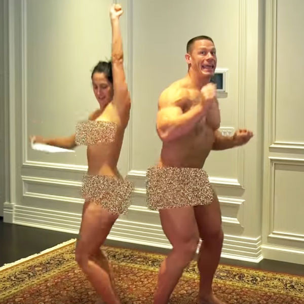 Nikki Bella, John Cena, YouTube