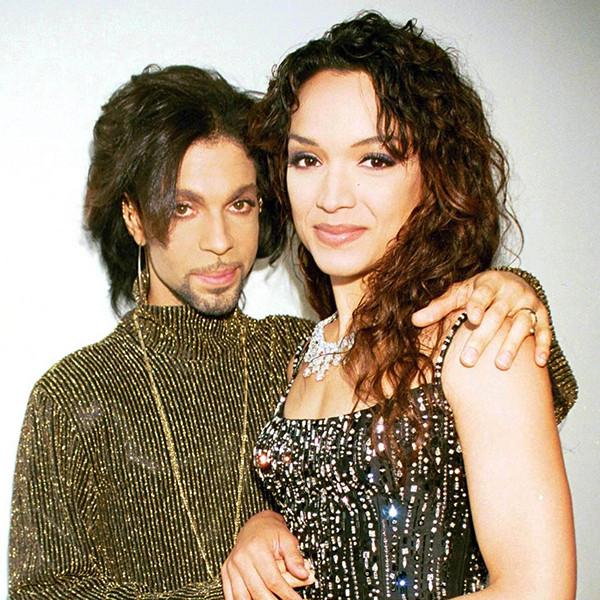 Prince, Mayte Garcia