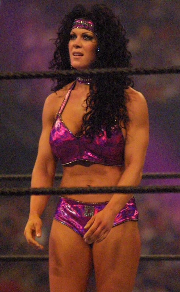 Joanie chyna laurer wrestler