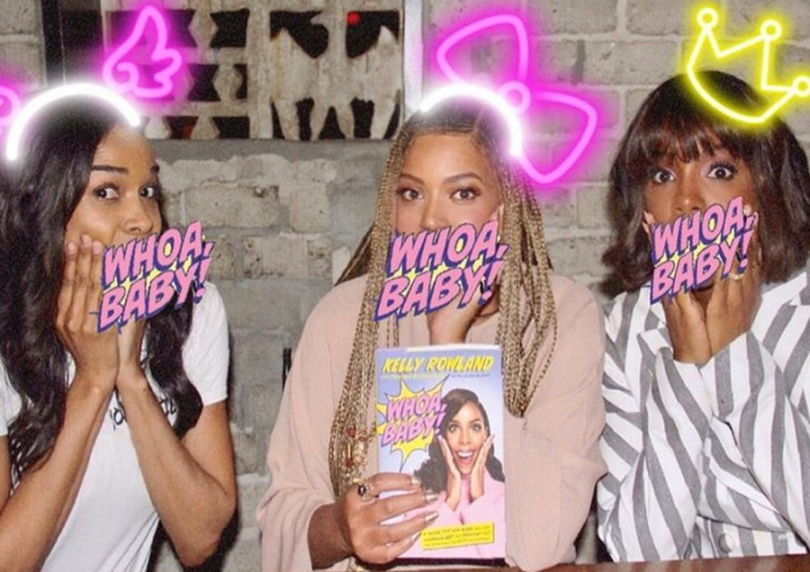 Beyonce, Destiny's Child, Kelly Rowland, Michelle Williams