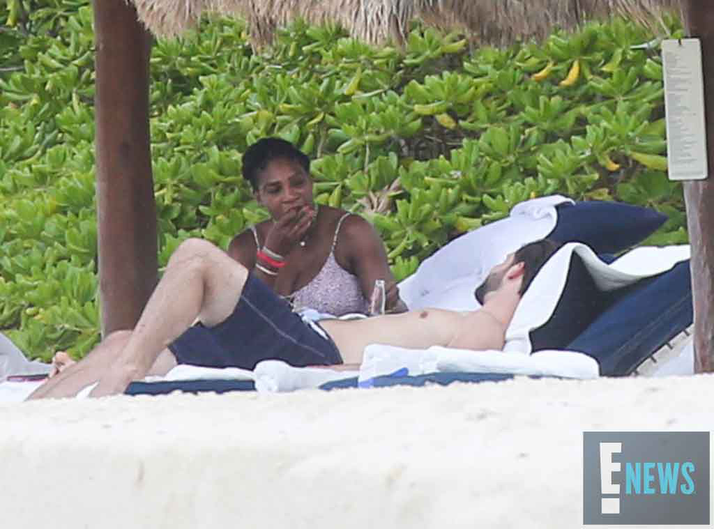 Alexis Ohanian, Serena Williams, Babymoon, Exclusive