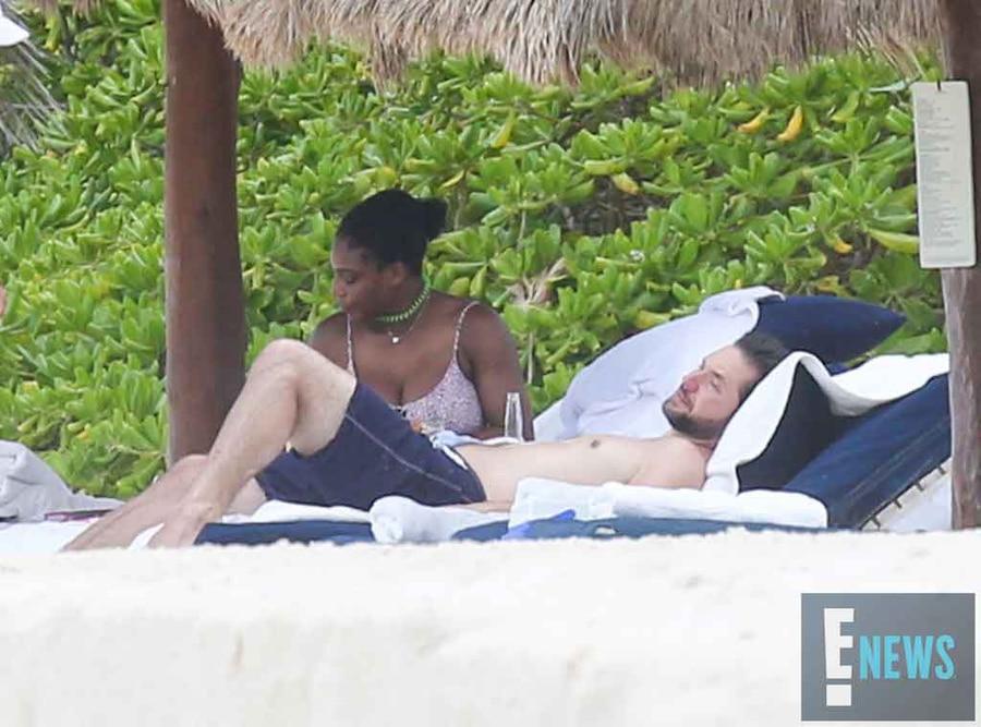 Alexis Ohanian, Serena Williams, Babymoon, Exclusive