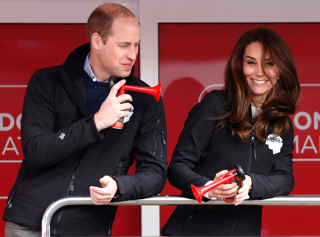 Kate Middleton and Prince William's Firsts as a Royal ...