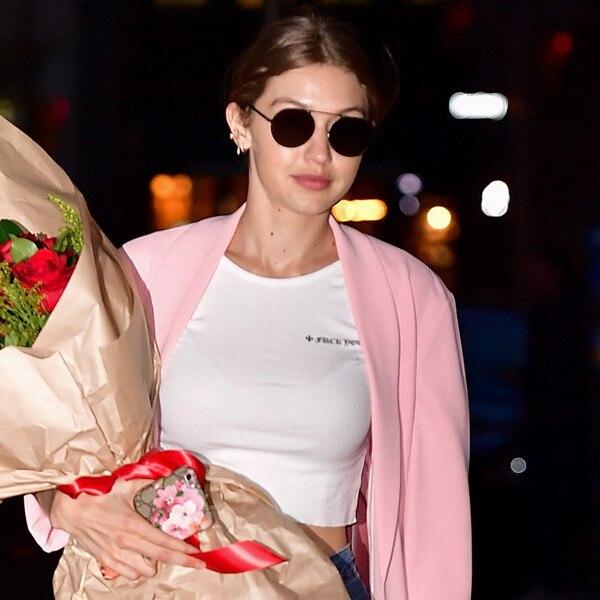 Gigi Hadid, Roses