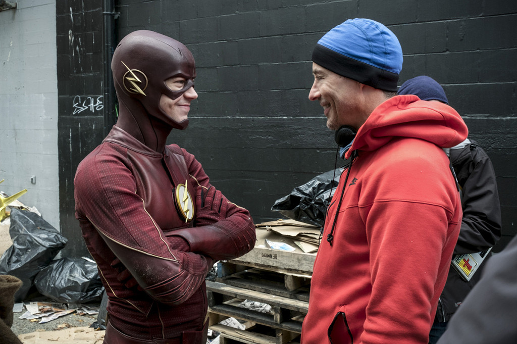 The Flash, Once and Future Flash