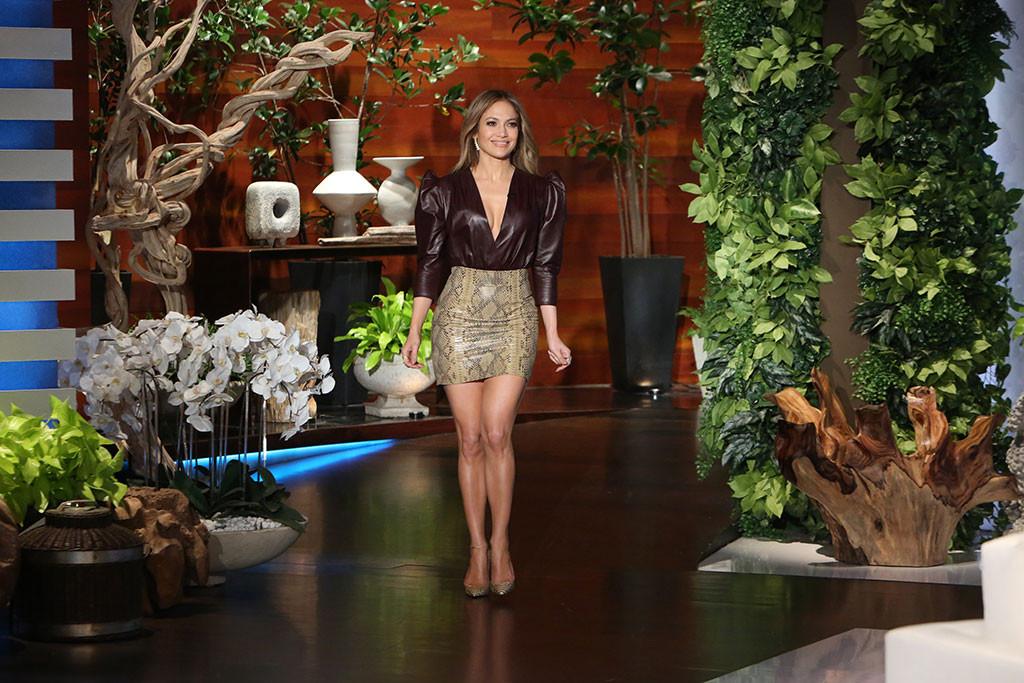 Jennifer Lopez, Emme, Ellen DeGeneres