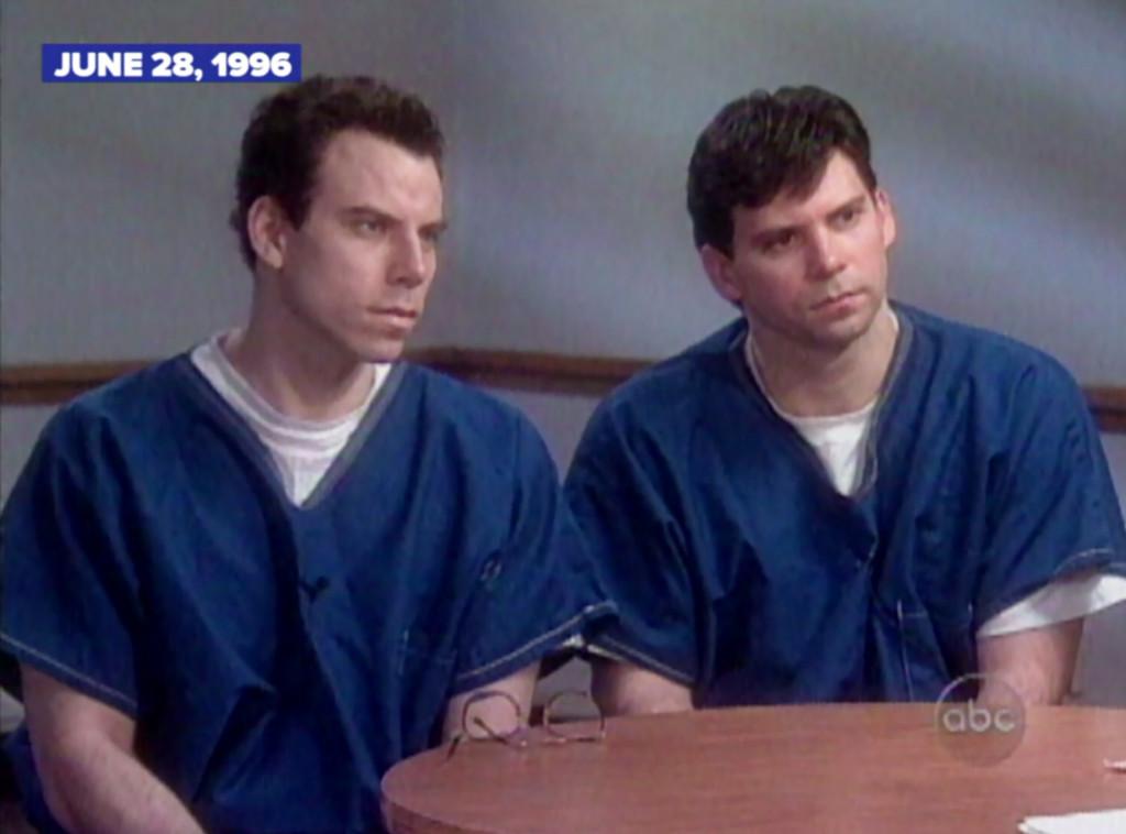 Erik Menendez, Lyle Menendez, Barbara Walters Interview 1996
