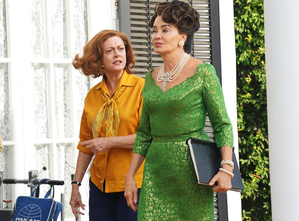 Feud: Bette and Joan, Susan Sarandon, Jessica Lange