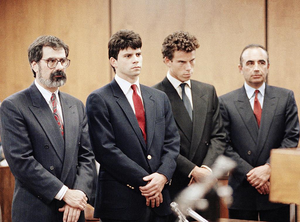 Gerald Chaleff, Lyle Menendez, Erik Menendez, Robert Shapiro