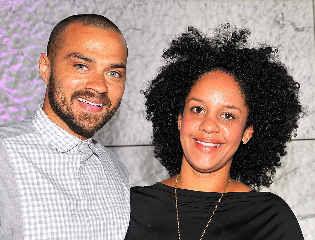 Jesse Williams' Wife Says He Has Violent Temper, Wants Sole Custody