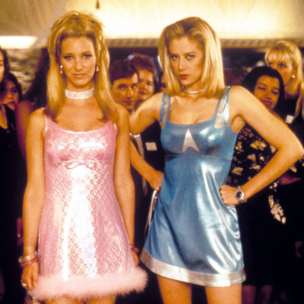 Romy and Michele Halloween Costume