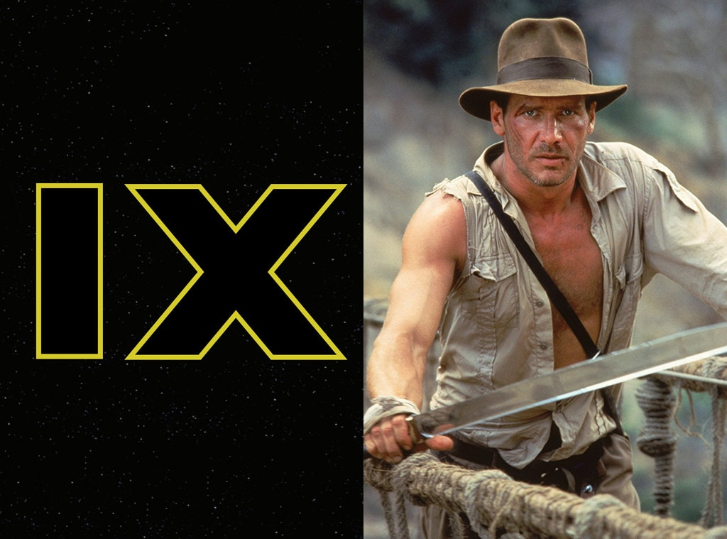 Star Wars Episode 9, Indiana Jones
