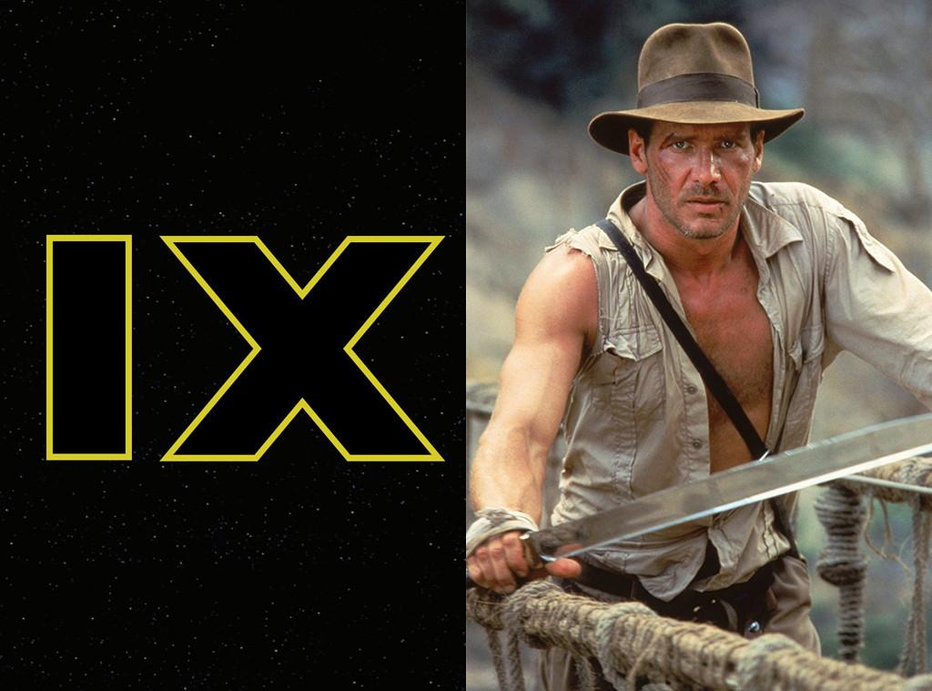 Star Wars Episode 9, Indiana Jones