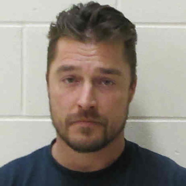 Chris Soules, Mug Shot