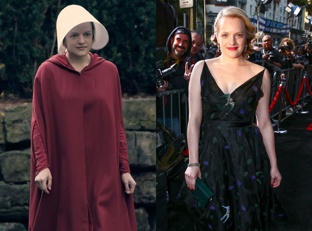The Handmaid's Tale, Costume Gallery, Elisabeth Moss