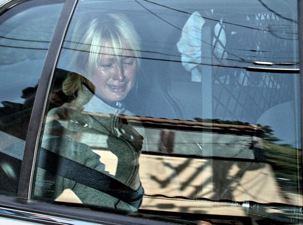 Paris Hilton, Crying, 2007