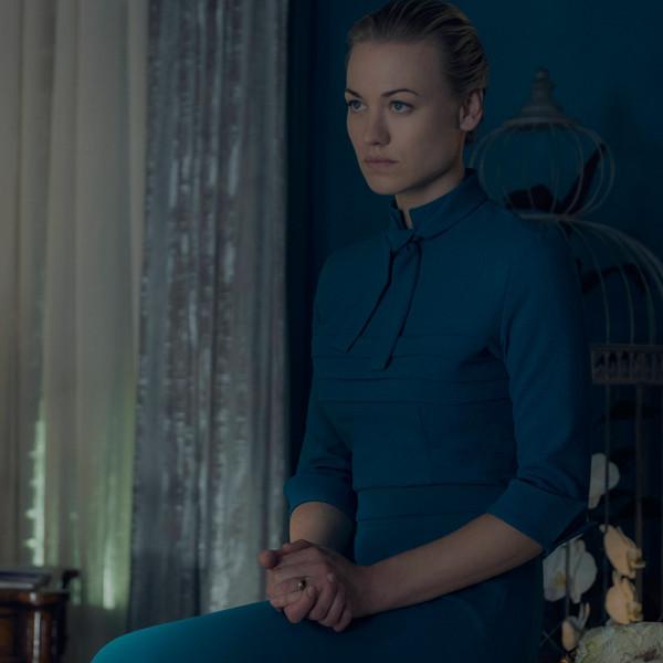 Yvonne Strahovski Struggled to Turn Off Her Empathy for <i>The Handmaid's Tale</i>