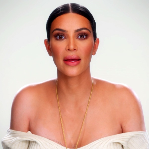 Kim Kardashian opens up to Ellen in first post robbery interview