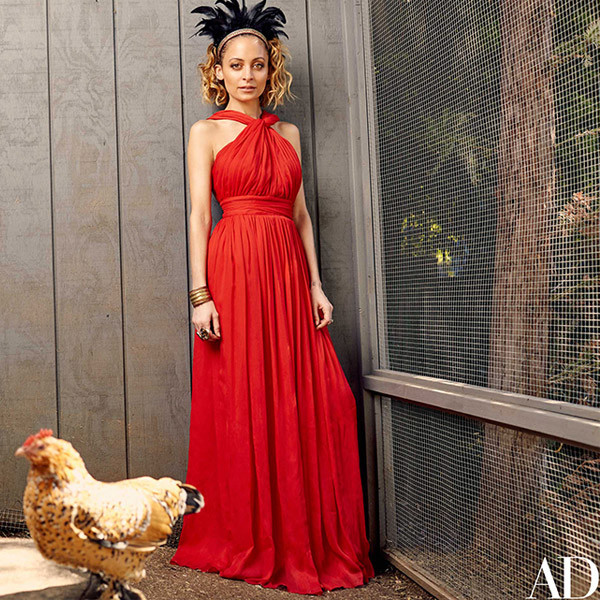 Nicole Richie, Architectural Digest