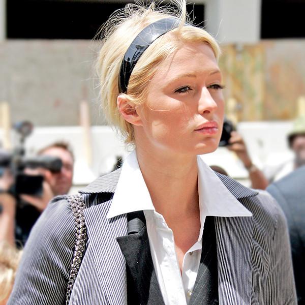 Paris Hilton, 2007