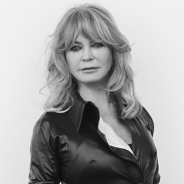 Goldie Hawn, Interview Magazine