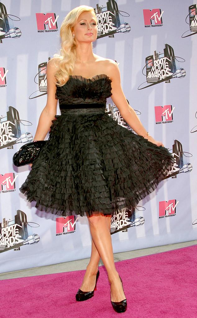 Paris Hilton, 2007 MTV Movie Awards