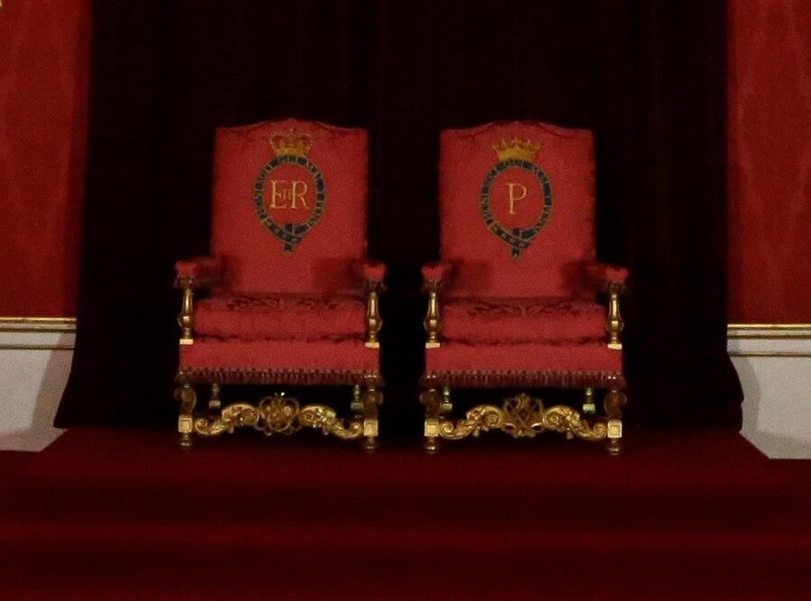 Buckingham Palace, Throne Room