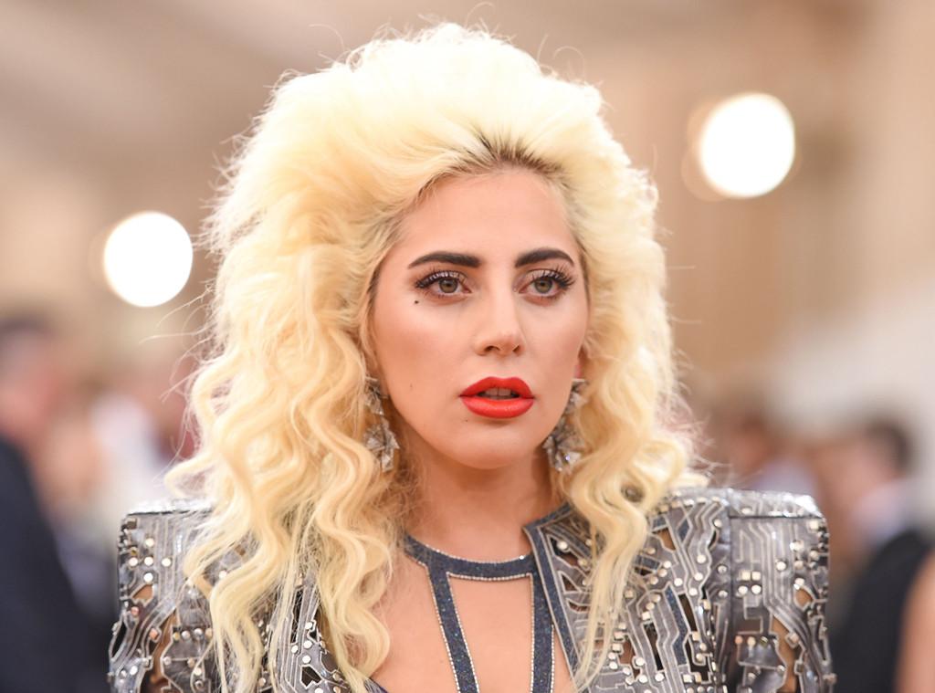 ESC: Lip Textures, Lady Gaga