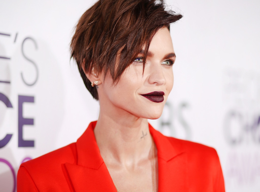 ESC: Lip Textures, Ruby Rose