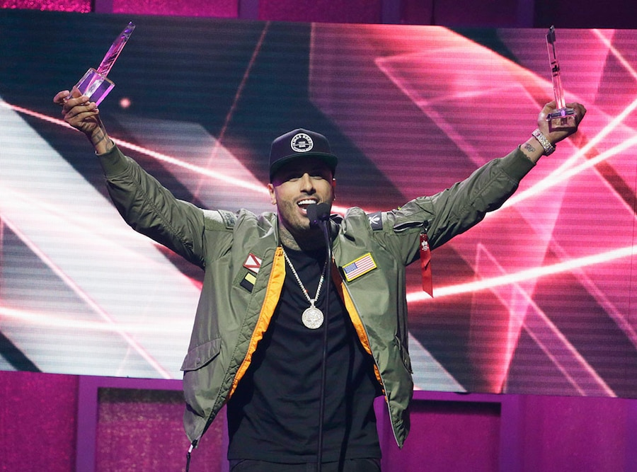 Nicky Jam, 2017 Latin Billboard Awards, Winners