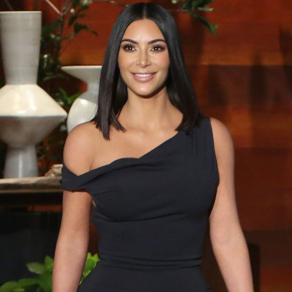Kim Kardashian Cries as She Describes the Paris Robbery on <i>The Ellen DeGeneres Show</i>