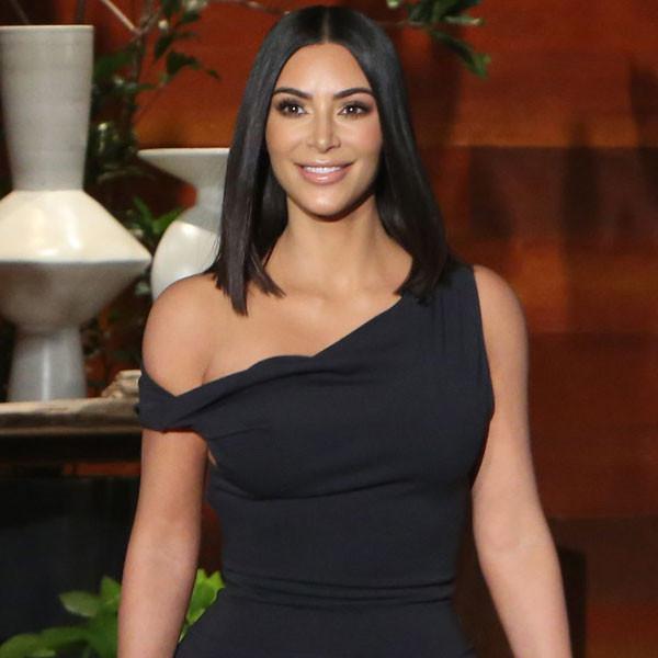Image result for kim kardashian on ellen