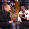 Leslie Jones, Dr. Phil, The Tonight Show