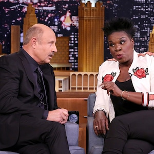 Leslie Jones, Dr. Phil, The Tonight Show