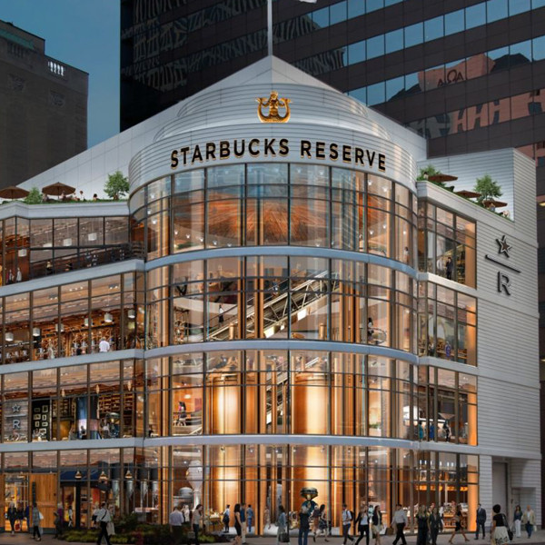Starbucks Reserve Chicago