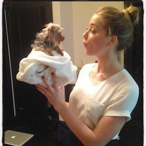 Amber Heard, Instagram