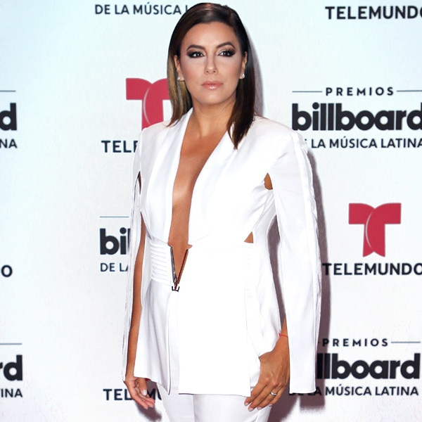 Billboard Latin Music Awards, Eva Longoria