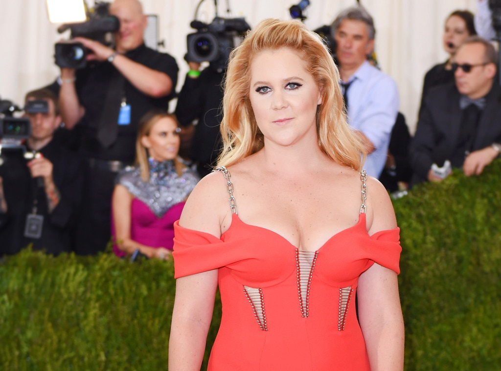 ESC: Met Gala Quotes, Amy Schumer