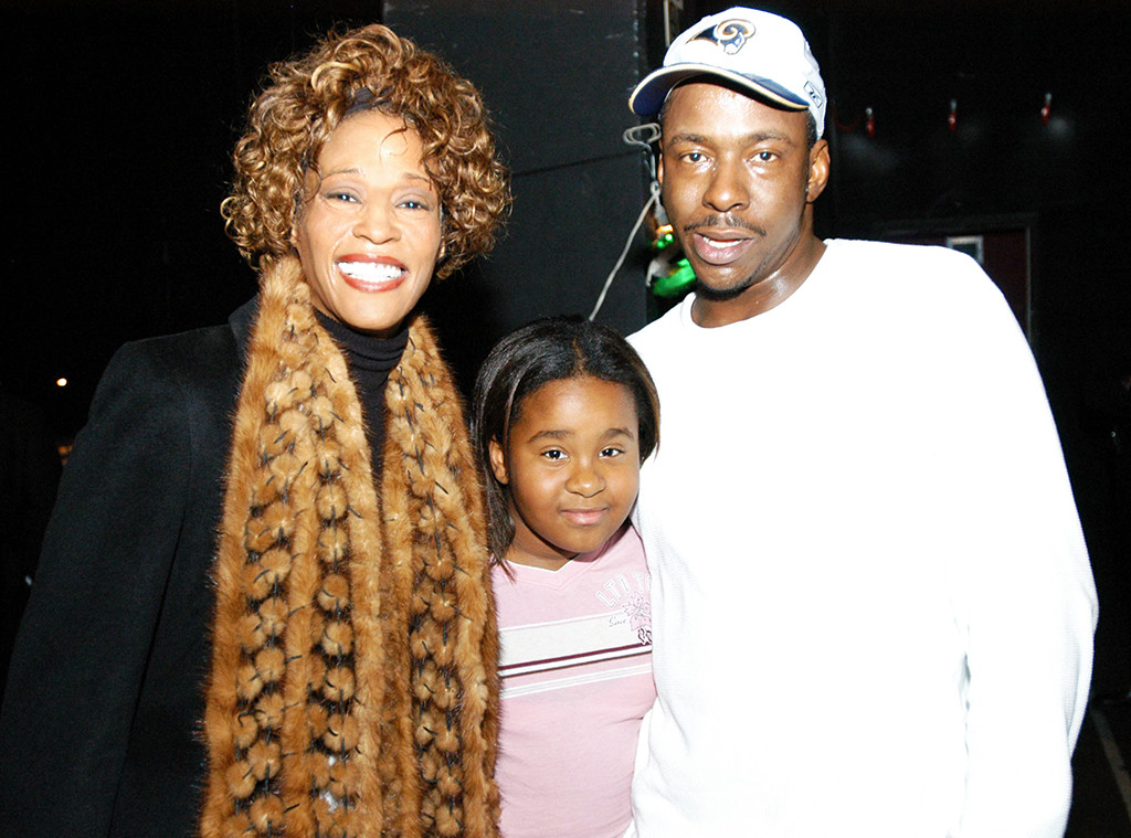 Bobby Brown, Whitney Houston, Bobbi Kristina, 2003