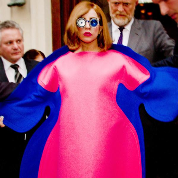 ESC: Commes des Garcons, Lady Gaga